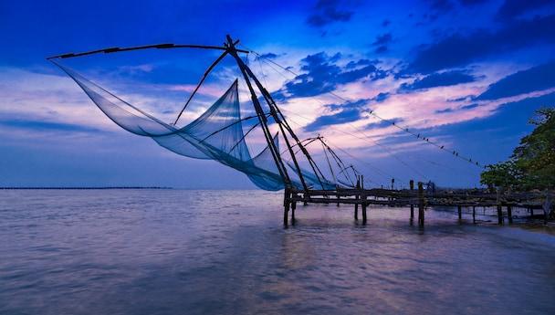 Relaxing Kerala