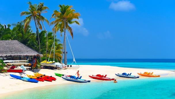 Water Villa Luxury-Paradise Island resort & Spa