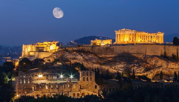 Explore Greece and Turkey