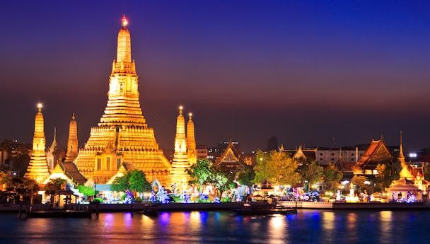 Amazing Bangkok and Pattaya 5N