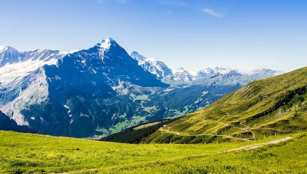 A Romantic Week In Switzerland