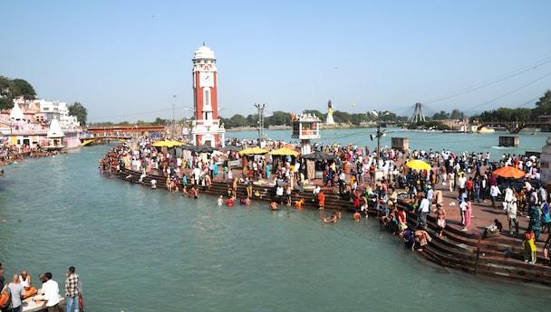 Haridwarand  Rishikeshtripfrom Delhi