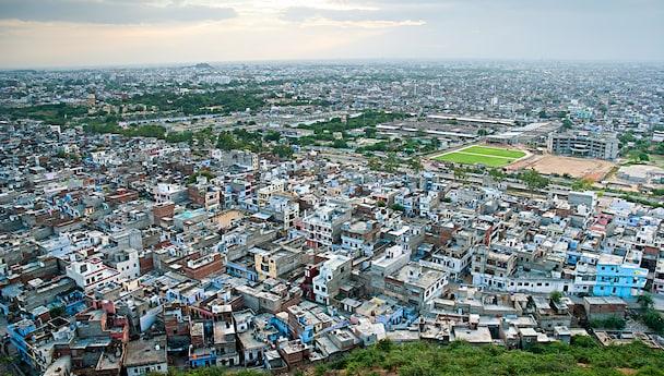 Pink City Jaipur !