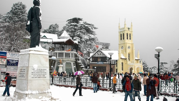 Alluring Shimla