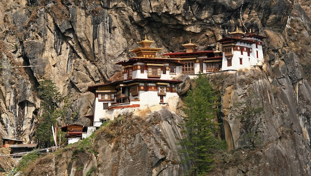 Bhutan - The Land Of Happiness