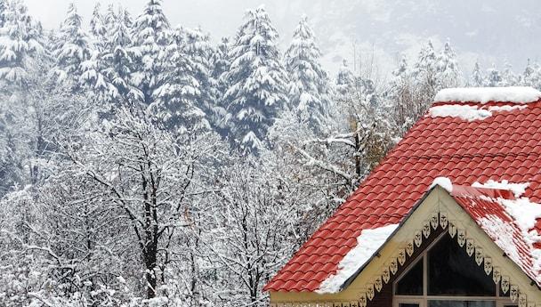 The Splendour Of Manali &  Shimla