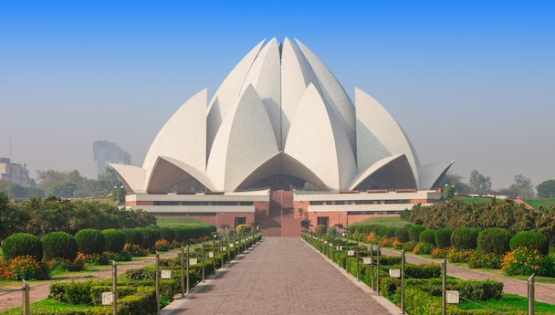 Glimpses Of Delhi!