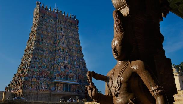Madurai & Rameshwaram Tour!