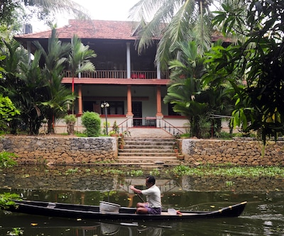 Backwater Retreat,Kumarakom