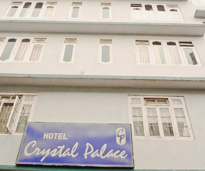 Hotel Crystal Palace,Gangtok