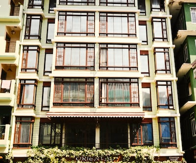 The Oriental,Gangtok