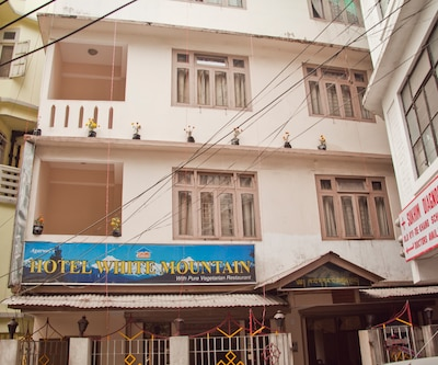 Hotel White Mountain,Gangtok