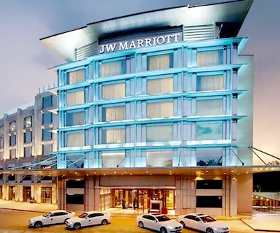 JW Marriott Hotel Chandigarh,Chandigarh