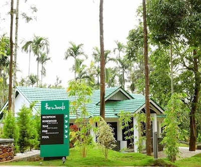 The Woods Resort,Wayanad