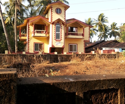 Red House Apts,Goa