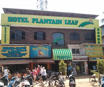 Hotel Plantain Leaf,Goa
