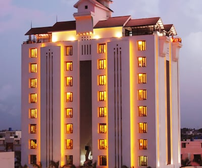 Regenta Central Rajkot by Royal Orchid Hotels,Rajkot
