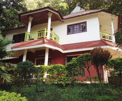 Spice Jungle Resort,Munnar
