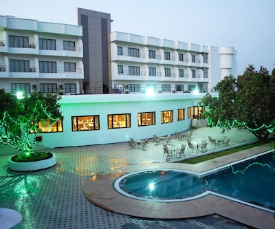 Pluz Resort,Silvassa