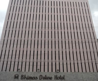 Hotel Bhimas Deluxe ( Next to Railway Station),Tirupati