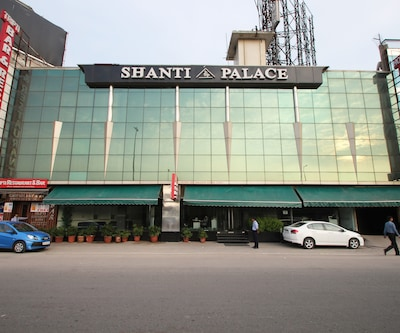 Hotel Shanti Palace Airport Zone,New Delhi