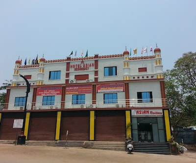 Hotel Asian Residency,Hyderabad