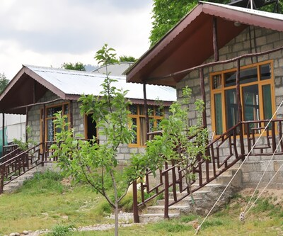 Nature's Outpost Camps,Manali