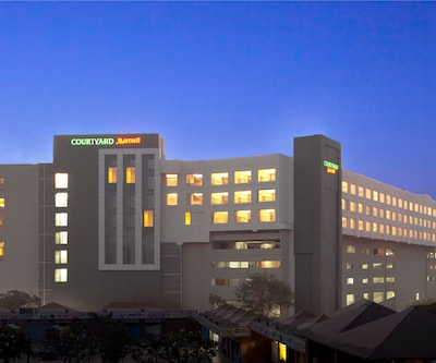 Courtyard By Marriott, Bhopal