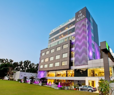 The Altius Hotel,Chandigarh