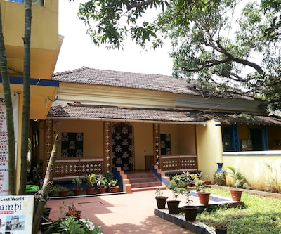 The Quest Guest House,Goa