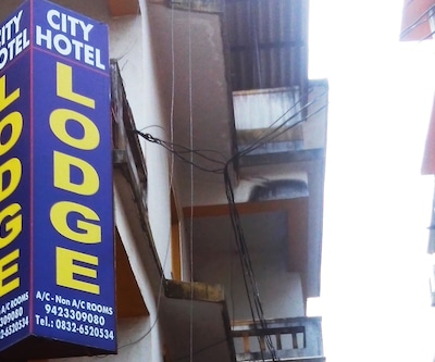 City Hotel Lodging And Boarding,Goa