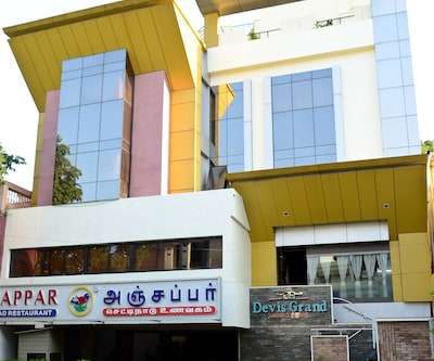 Devis Grand - A Business Class Hotel,Pondicherry