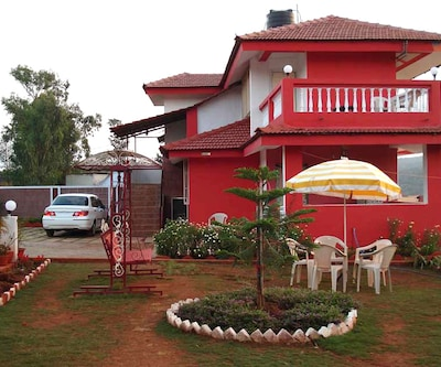 TG Stays Saj Resort,Mahabaleshwar