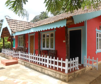 May Flower Cottage,Coorg