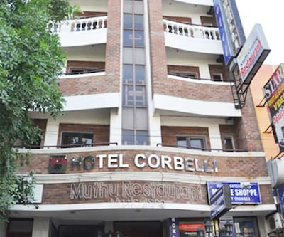 Hotel Corbelli,Pondicherry