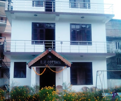 BM cottage,Manali