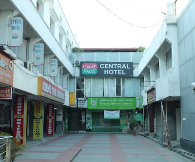 The Central Hotel,Dehradun