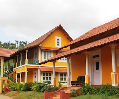 Meenmutty Heights Resort,Wayanad