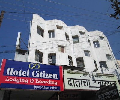 Hotel Citizen Lodging And Boarding,Aurangabad