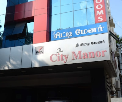 The City Manor, Thiruvanmiyur,