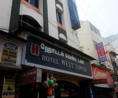 Hotel West Tower,Madurai