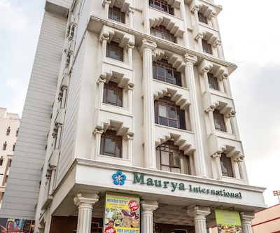 Hotel Maurya International,Chennai