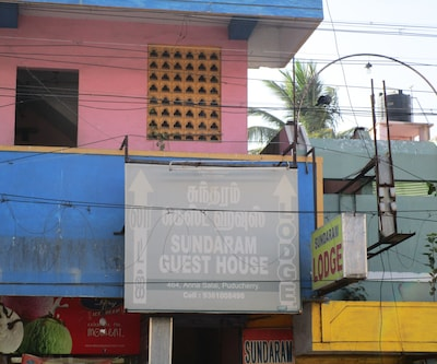 Sundaram Guest House,Pondicherry