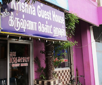 Sri Krishna Guest House,Pondicherry