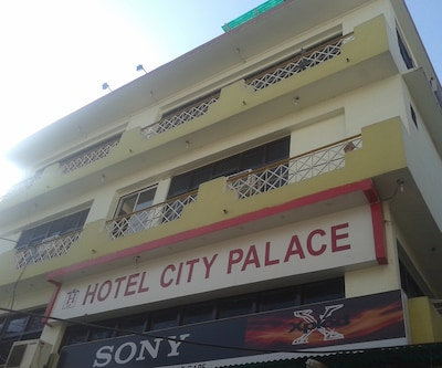 Hotel City Palace,Gwalior