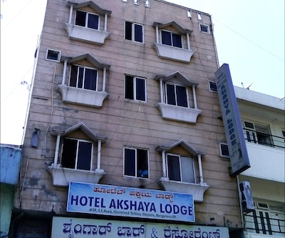 Hotel Akshay Lodge,Bangalore
