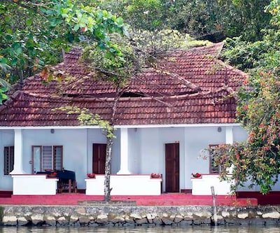 Ourland Island Backwater Resort,Alleppey