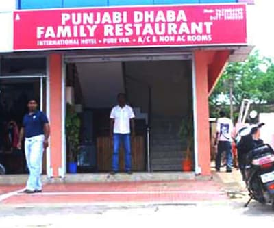 Punjabi Dhaba International Hotel,Kovalam