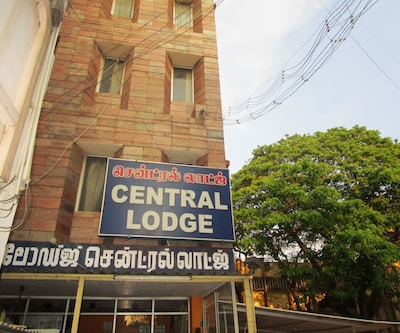 Central Lodge,Coimbatore