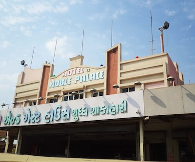 Hotel Nobel Palace & Guest House,Ahmedabad